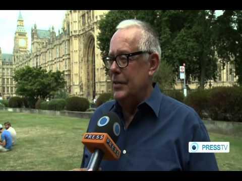 (UK) politicians divided over Israeli war on Gaza  8/4/14