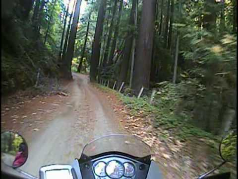 Kawasaki KLR 650 Video Test - Part 3