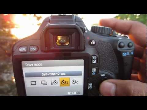 Canon Rebel HDR Video Tutorial for High Dynamic Range Photography