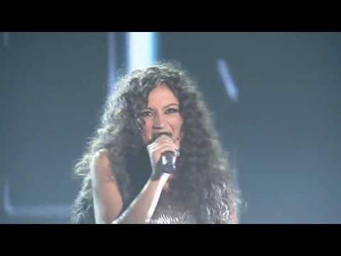ENXHI NASUFI - WILD (LIVE ne X Factor Albania 3)