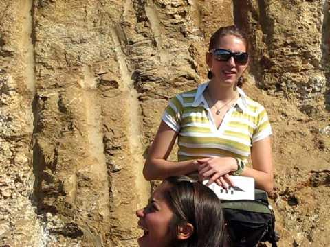campo geologia 2009 pedologia gnaisse saprolito argissolo saibreira