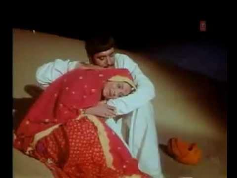***TU CHANDA MAIN CHANDNI'***Reshma aur Shera*** LATA MANGESHKAR***