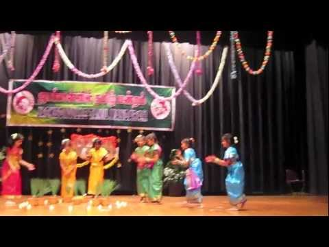 Jacksonville Tamil Mandram - Kummi Dance