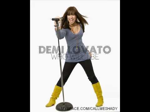 Demi Lovato- Who Will I Be (with Lyrics)