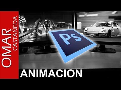 PHOTOSHOP CS6 PARA EDITAR VIDEO ANIMACION BASICA