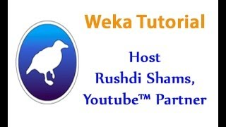 Weka Tutorial 21: Merge and Append ARFF files