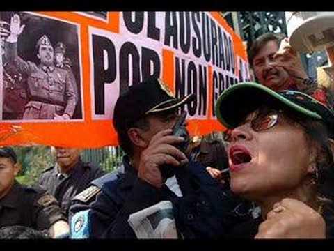 Regalando México a los gringos