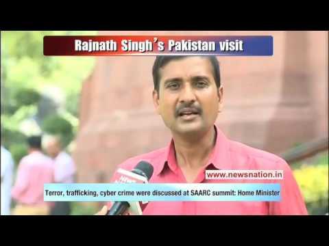 National Expert: Rajnath tells Pakistan not to patronise terrorists