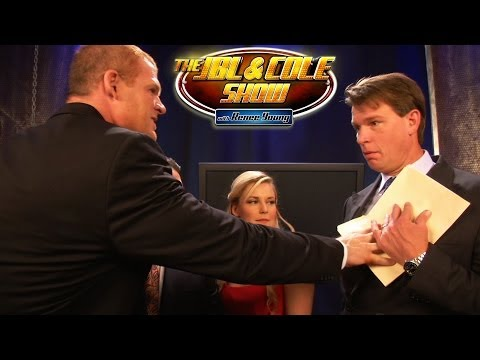 Kane's Problem with Bears - The JBL & Cole Show - Ep. #54