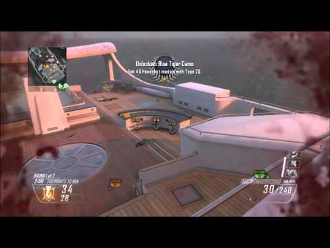 Call of Duty: Black Ops 2 - 61 Killstreak - Swarm/K9 Unit/Orbital Vsat Gameplay!
