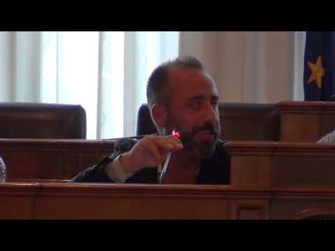 Presentazione Rapporto Ecomafia 2012 Venezia - Introduzione Antonio Pergolizzi