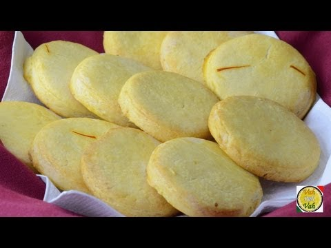 Osmania biscuit  - By Vahchef @ vahrehvah.com
