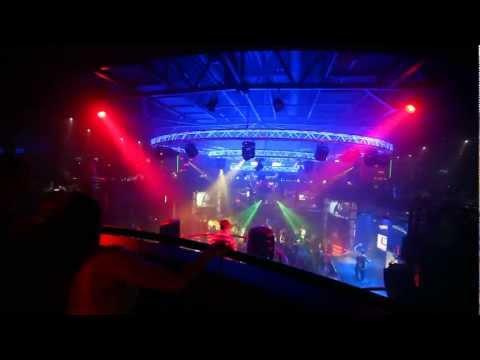 Подсветка танцевального клуба БАЗА