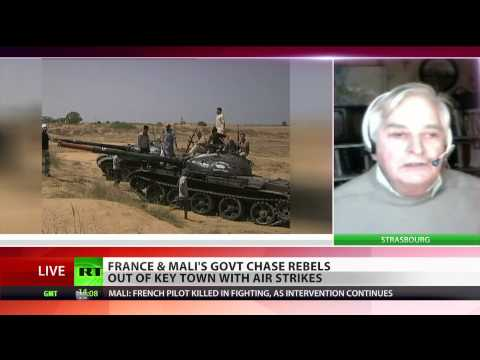'France fighting Mali Islamists while supporting extremists in Syria'