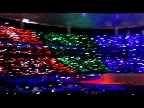 Ceremonia de Inauguracion - Juegos Panamericanos GDL2011