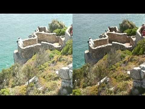 Cape Town, South Africa scenery 2009 / 2010, 3D