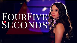 Four Five Seconds - Rihanna Kanye West & Paul McCartney (Cover Ali Brustofski) Official Video