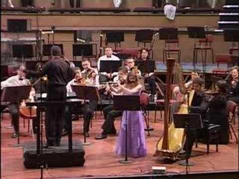 Mozart Flute & Harp Concerto 2nd movement