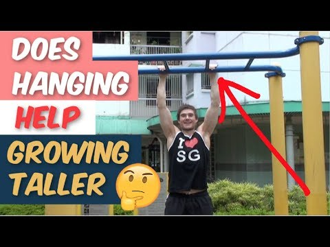 Does Hanging Help Growing Taller? Secrets Revealed! GTG (Grow Taller Guru)