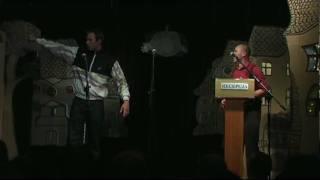 Klakier - Dres w hotelu {amatorskie nagranie}
