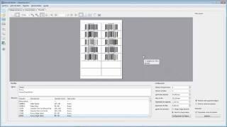 Cómo crear etiquetas y códigos de barras - Programa de código de barras Barcode Studio