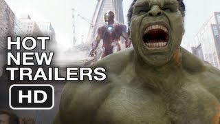 Best New Movie Trailers - February 2012 HD