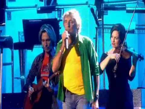 Rod Stewart - You're in my heart (live 2004 RAH)
