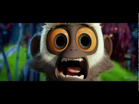 Cloudy 2: Revenge of the Leftovers - Official Trailer (2013) [HD]