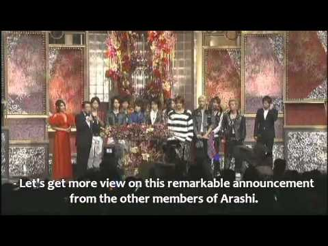 [FakeSub] Kame and Nino shocking announcement - NTV Best Artist 2007