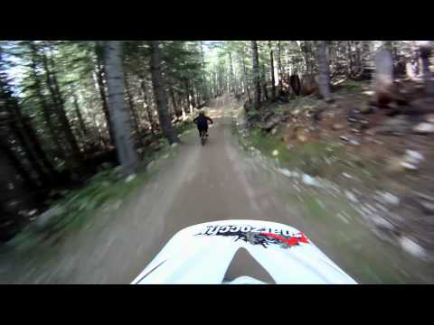 GoPro HD HERO Camera: Crankworx Whistler - Brian Lopes Air Downhill Run