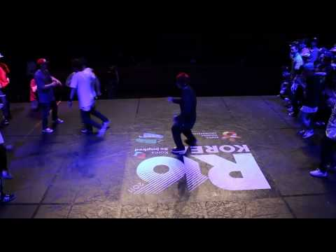 Rivers Crew Vs Jinjo Crew [BBoy Championship World Series / R16 Korea 2011]