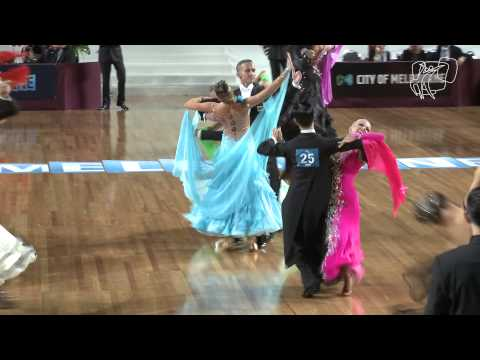 Valeri - Kehlet, DEN | 2012 World Standard R1 SF