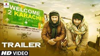Welcome To Karachi Official Trailer