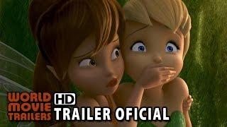 Tinker Bell e o Monstro da Terra do Nunca Trailer Oficial (2015) - Disney Animação HD