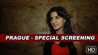 Bollywood Celebs At Prague Screening