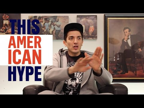 This American Hype with Andrew Schulz: The Redskins and Body Image