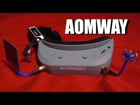 AOMWAY Commander V1 FPV Goggles - UCKE_cpUIcXCUh_cTddxOVQw