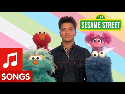 Sesame Street: Bruno Mars: Don-t Give Up