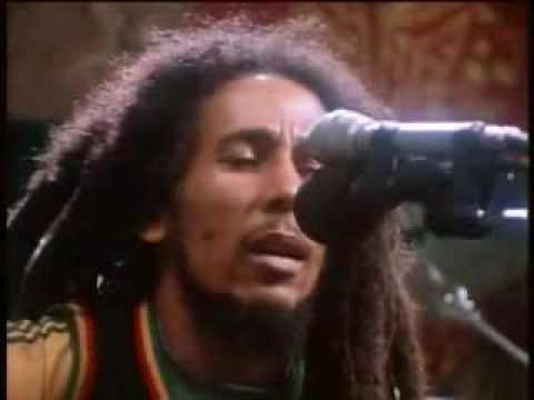 Bob Marley Redemption Song - live