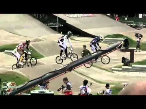 Uci bmx world championship 2011 copenhagen - Elite Men final