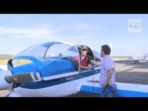"""Inscriptions ouvertes pour le MOOC-Avion """"introduction à la mécanique du vol"""""""