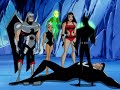 Фрагмент с начала видео - Batman Beyond Starro's origin