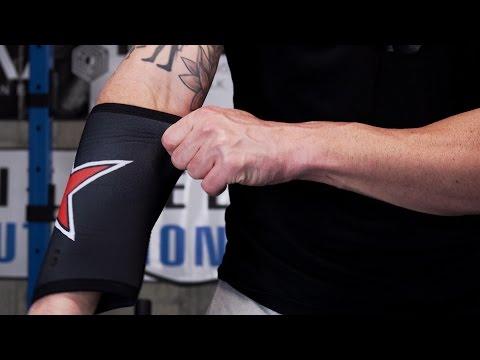 How to Put On Tight Elbow Sleeves - UCNfwT9xv00lNZ7P6J6YhjrQ