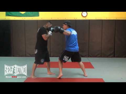 Four Punch Combo, Beginners MMA Moves - Muay Thai Striking Technique