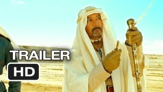 Day Of The Falcon Official US Release Trailer (2013) - Antonio Banderas Movie HD
