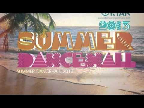 Dj Private Ryan - The Summer Dancehall Sampler 2013