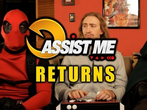 'ASSIST ME!' Season 2 Trailer: Featuring Deadpool