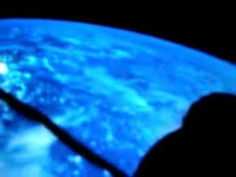 NASA UFO Discovery Channel orb disc MSNBC 5/5/2008 Close up!