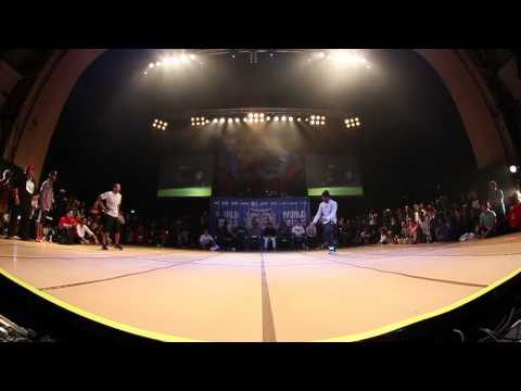 MORRIS vs SKY CHIEF - UK B-Boy Champs - Solo Semi Final