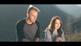 Calvin Harris - Outside ft. Ellie Goulding (Kait Weston & Brandon Skeie Cover)